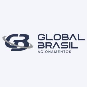 Logotipo Global Brasil