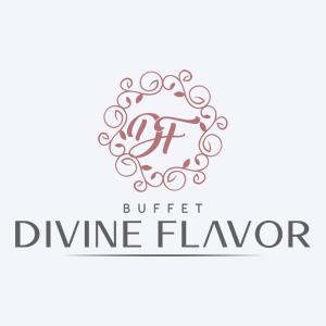Logotipo Divine Flavor