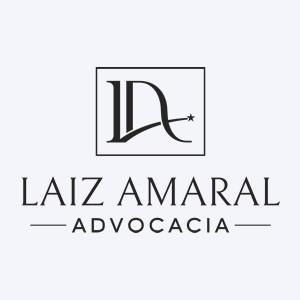 Logotipo Laiz Amaral Advocacia