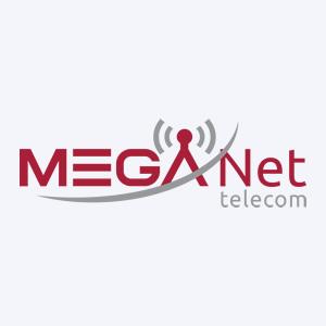 Logotipo Mega Net